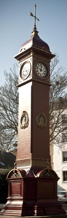 Highbury Clock Tower