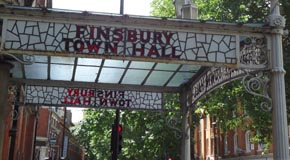 Finsbury Town Hall