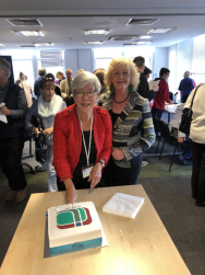 Open Day 2018 Cake cutting