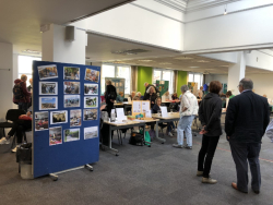 Open Day 2018 Stalls