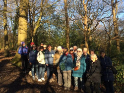 East Finchley to Woodberry Wetlands Dec 2019