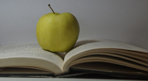 apple-on-book